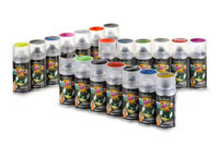 Absima - Polycarbonat Spray Paintz schwarz - 150ml