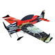 RC factory - Extra 330 indoor super lite rot EPP - 850mm