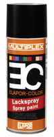 Multiplex - EC Elapor Color schwarz - 400ml
