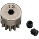 Horizon Hobby - AX30724 Pinion Gear 32P 13T Steel 3mm...