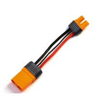 Spektrum - IC5 Device to IC3 Battery 100mm 10AWG
