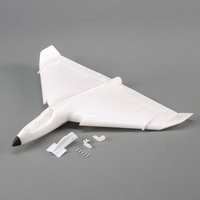 Horizon Hobby - Replacement Airframe: Delta Ray One (EFL9501)