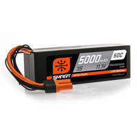 Spektrum - 5000mAh 3S 11.1V Smart LiPo Hardcase IC3 - 50C