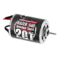 Robitronic - Razer 540 Motor 20 Turn Brushed Stock