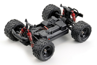Absima - Green Power Elektro Modellauto High Speed Monster Truck Storm red 4WD RTR - 1:18