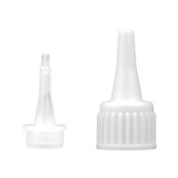 Everglue - grommet 14mm with cap thread 18mm white