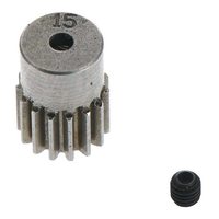 Axial - AX31533 Pinion Gear 48P 15T 2.3 Motor Shaft (AXIC1533)