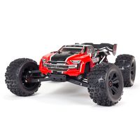 Arrma - Kraton 6S 4WD BLX Speed Monster Truck RTR Red - 1:8