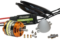 Torcster - Antriebsset Easyglider 4 / pro extreme tuning 3s