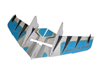 RC factory - Crack Wing blau EPP - 750mm