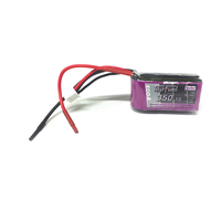 Top Fuel - ECO-X 350 mAh 3s1p - 25C